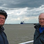 Recreation ride to Gravesend