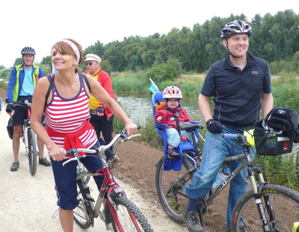 Recreational Ride – Family Ride to Rainham Marshes – Sunday 6th Sep