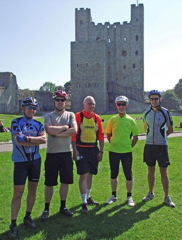 Recreation Ride to Kent 26th May 2012