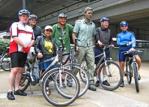 Recreation Ride – Regents Canal & Central London 23 June 2012