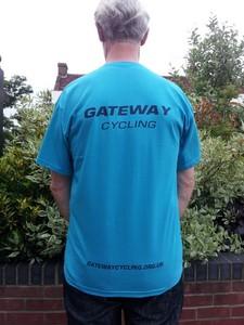 Gateway T-shirt Back