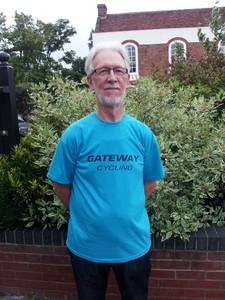 Gateway T-shirt Front