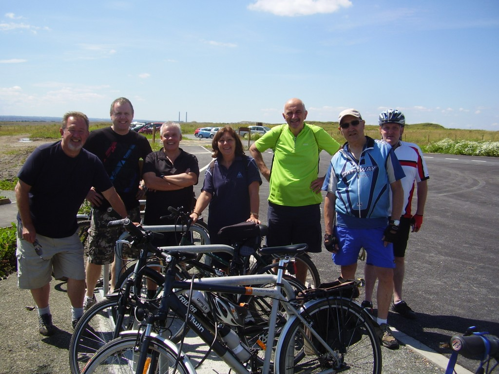 Recreation Ride Through Corringham and Mucking 22nd July 2012