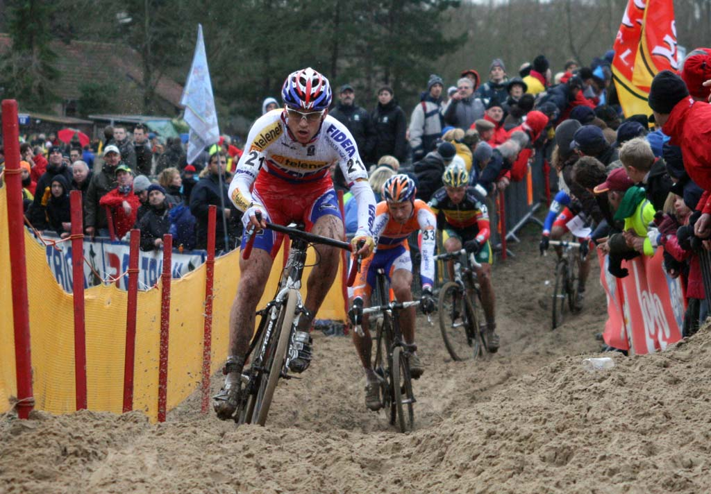 Gateway trip to the Koksijde World Cup Cyclo-cross Race