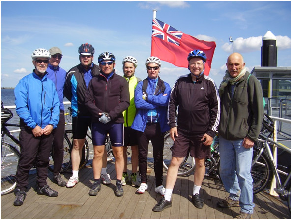 Recreation Ride to Kent 25th May 2013