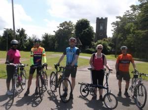 Thameside Recreation Riders