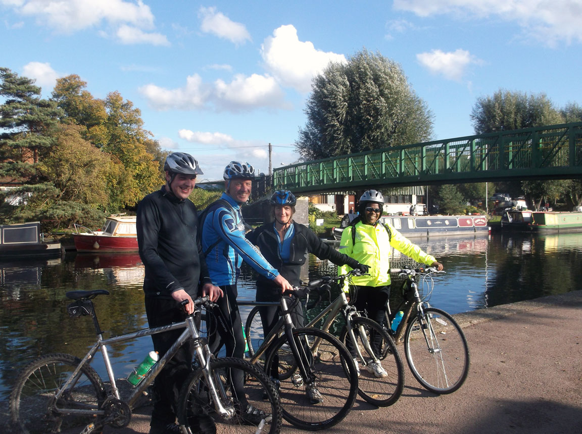 Waltham Abbey Recreation Ride – Saturday 11th October