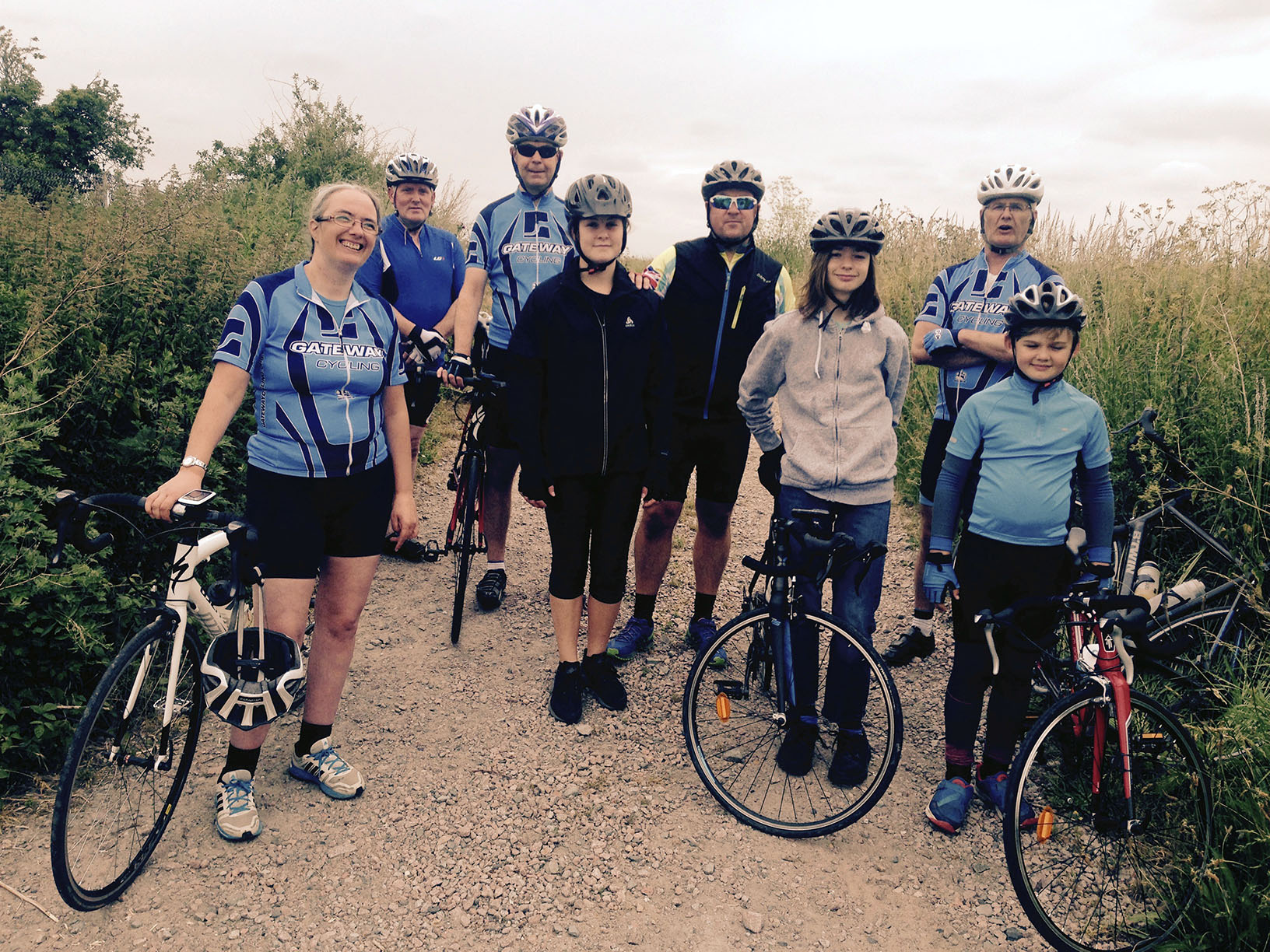 Gateway Family Ride to Hardie Park – Sunday 31st July