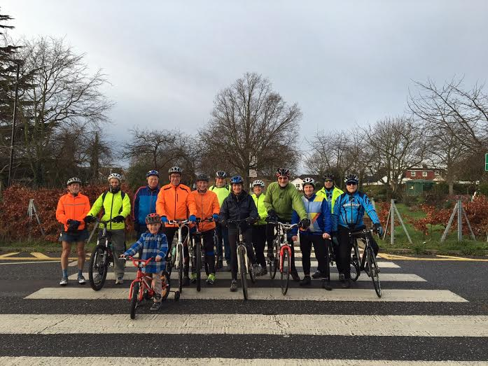 Gateway Cycling New Year's Day Ride – 1st Jan 2017