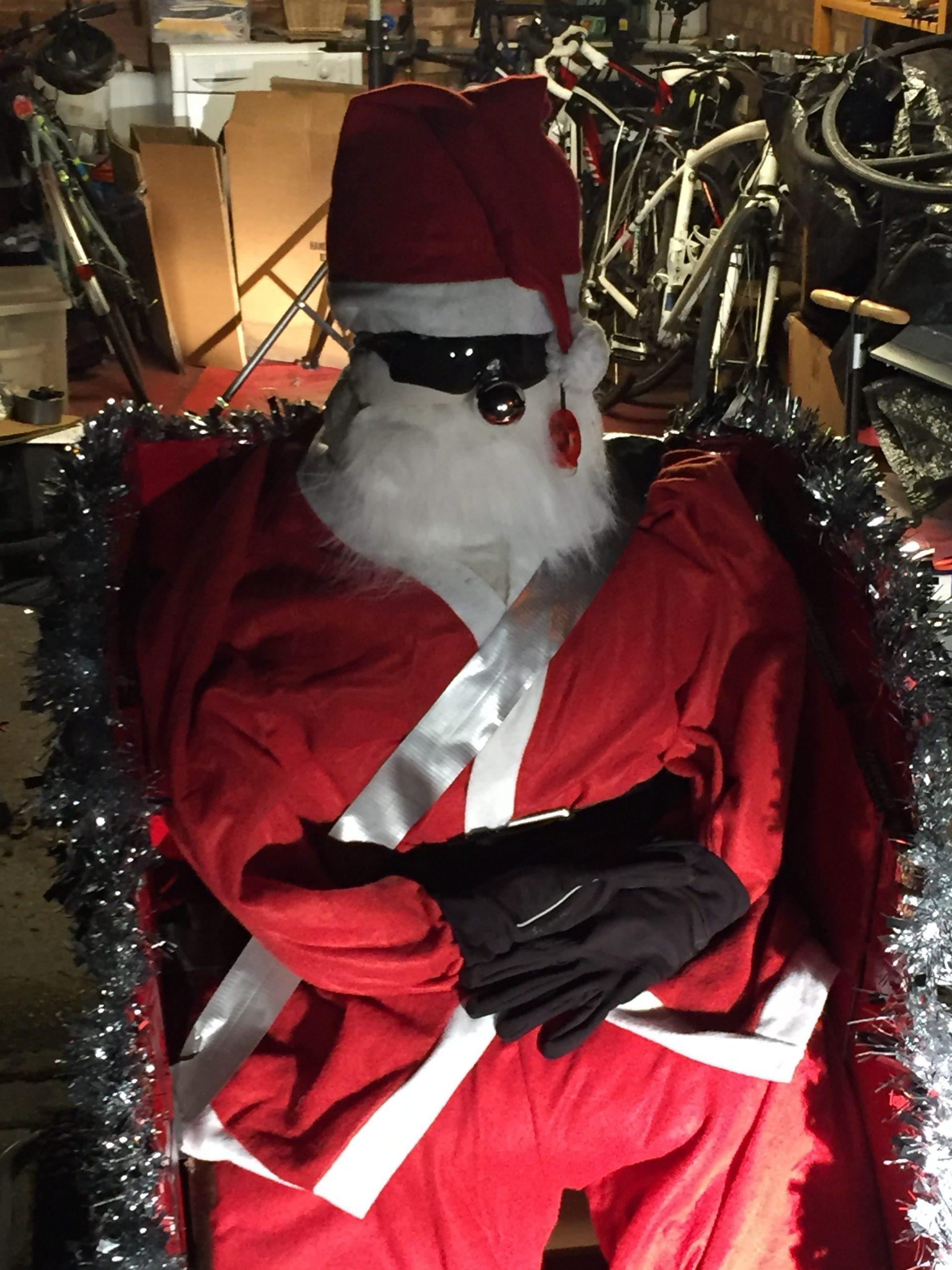 Santa Ride 2016