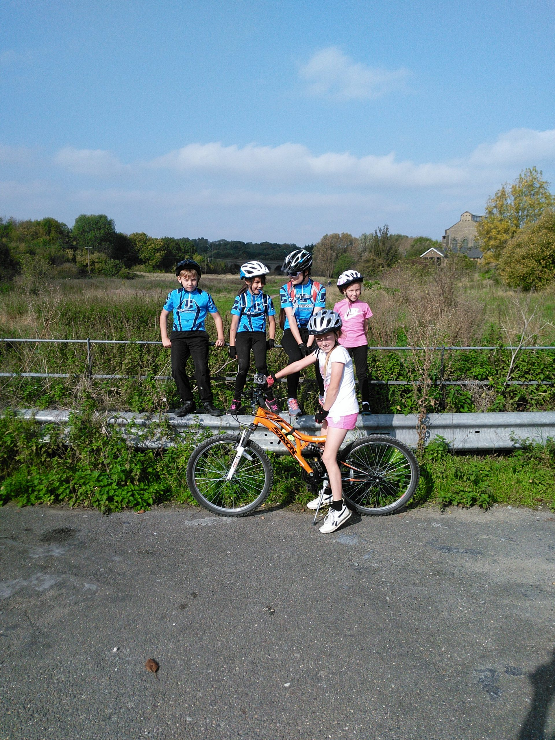 Ride Report – Family Ride to Rainham Marshes