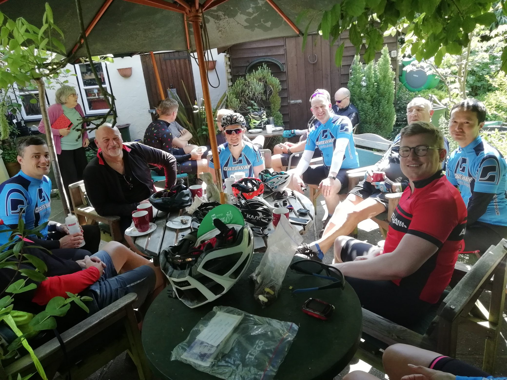 Sunday Ride 20th May 2018
