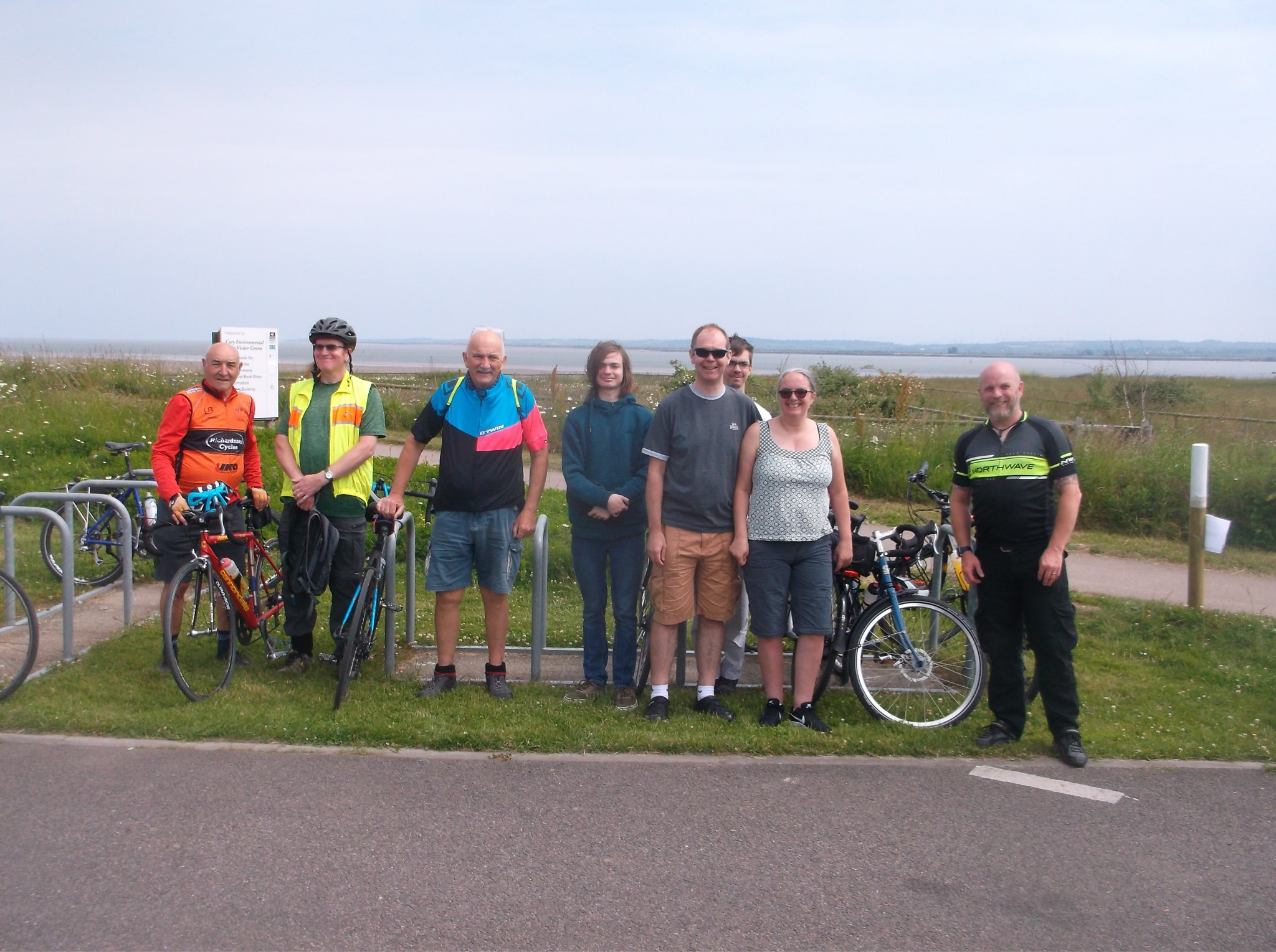 Gateway Family Ride to Thameside Nature Park – Ride Report