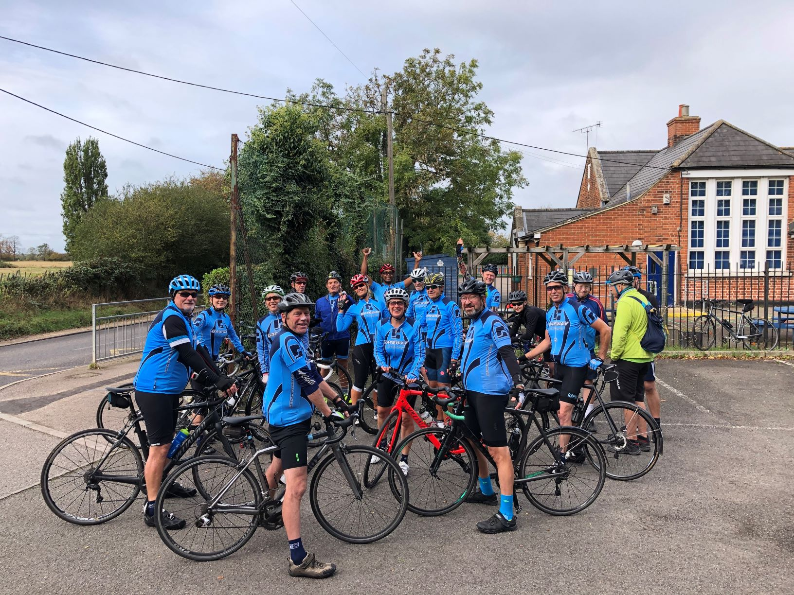 Charity Ride in aid of Prostate Cancer