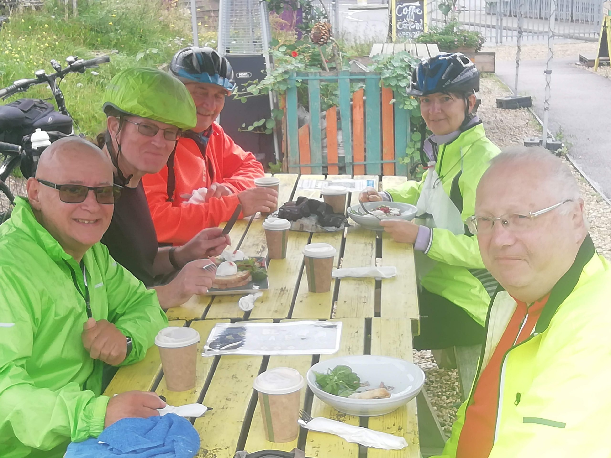 Recreational Ride – SUNDAY 8th August 2021